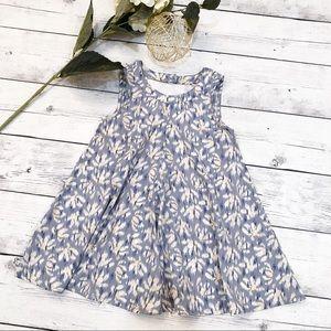 Toddler Printed Summer Swing Dress